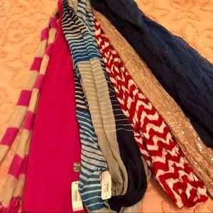 Various Scarf Bundle